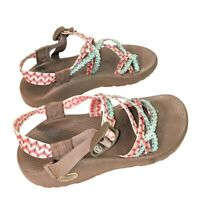 Chaco Zx2 Classic Dolman Pine Sandals 8 M
