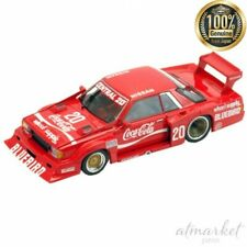 TOMYTEC Tomica Ebbro Mini Car 226857 Coca Cola Bluebird 82' Red Super silhouette