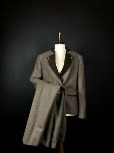 Lodenfrey Men's Wool Suit Size 54