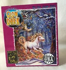 The Unicorn jigsaw puzzle 550 pc Unopened by Myles Pinkney Glow in the Dark