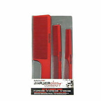 BaByliss Pro Barberology Comb Set - Great For Barbers NEW!
