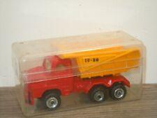 Scania 140 Super Tipper Truck - Play Trucks Greece in Box *37000
