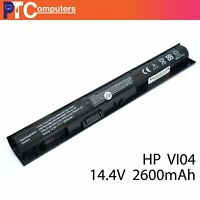 VI04 Battery for HP HSTNN-DB6I HSTNN-DB6J HSTNN-LB6K HSTNN-DB6K 756479-421