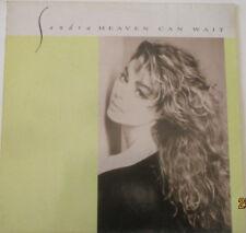 "12"" Maxi LP Sandra ""Heaven can Wait"" Virgin 611507 1988"