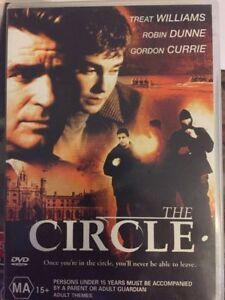 The Circle (DVD 2002) Rare