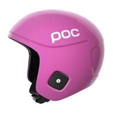 POC Orbic X SPIN FIS Ski Racing Helmet - Actinium Pink, Small (53-54cm)