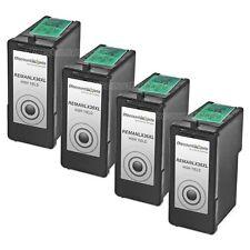 4 Lexmark 36XL BLACK HY Ink Cartridge 18C2170 for 36 XL X3650 X5650 X4650