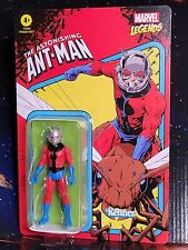 """Marvel Legends Ant-Man 3.75"""" Action Figure Retro Collection. Nice New Package"""