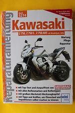 Kawasaki Z 750 S ab 2004 Reparaturanleitung Handbuch