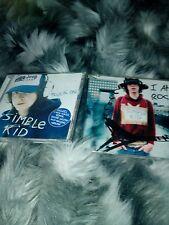 Simple kid i am rock fierce panda CD single + truck on CD single with poster