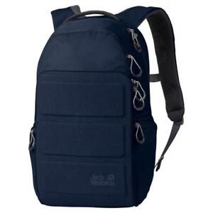 Jack Wolfskin Flemmington Notebookrucksack Daypack midnight blue *UVP 89,99