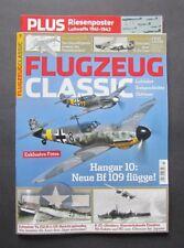 Flugzeug Classic Ausgabe 7/2018 + Riesenposter Luftwaffe 1941-1943 ungelesen, 1A
