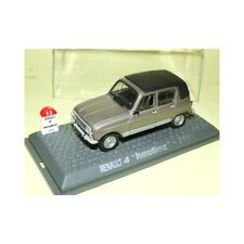 RENAULT 4 L HEULIEZ 1981 UNIVERSAL HOBBIES 1:43  M6 Interaction