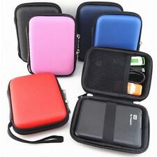 Carry Case Cover Pouch Bag For 2.5'' USB External Hard Disk Drive SSD HDD PC Z
