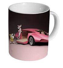 The Pink Panther Show Car Titles MUG