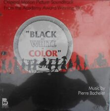 Pierre Bachelet ORIG Sealed OST LP Black and white in color Buddah '77