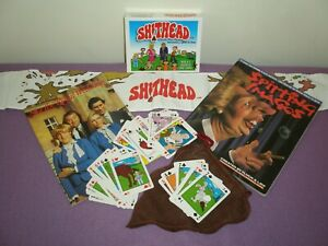 Shithead Card Game & Spitting Image 1987 Book & Not The Royal Wedding 1981 Book
