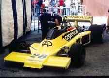 Fittipaldi F5. Monaco Grand Prix 1977. F1 photo M352