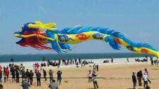 Huge 3D 15m kite dragon Pendant k Stunt Parafoil POWER Sport Kite outdoor toy gm