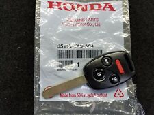 NEW GENUINE HONDA ACCORD MASTER KEY W/ BUTTONS 2008-2012 4 door  35118-TA0-A04