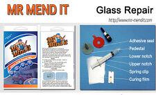 Car Windscreen Fix Kit Implement for Chip Crack Star Bullseye  Glass Windshield