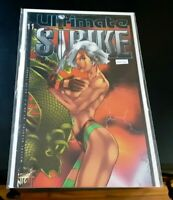 Ultimate Strike #11 London Night MATURE READERS High Grade Comic Book RM7-192