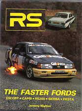 RS più veloce FORD-ESCORT rs1600 2000 1800 Turbo Capri rs2600 3100 Sierra FIESTA