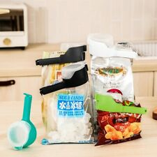 Food Sealing Clip Seal Storage Bag Snack Food Sealer Sack Clamp Saver Tool
