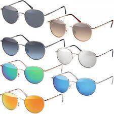 Ovale Herren-Sonnenbrillen-Verspiegelte Markenlose