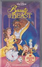 Beauty and the Beast - Original 1993 Disney VHS Release