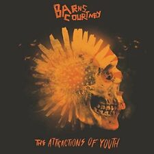 Barns Courtney ~ Attractions Of Youth ~ NEW CD Album ~  'Glitter and Gold'