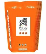 Orange Caffeine Protein Shakes & Bodybuilding Supplements