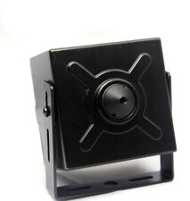 4MP Mini hidden Pinhole Spy IP Camera ATM Video Security CCTV monitor network