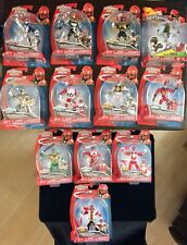 Power Rangers Super Megaforce Mighty Morphin Ranger Action Hero Lot