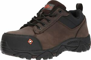 Merrell Work Moan Rover Lace Men's Espresso Shoes