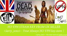 The Walking Dead: Michonne - A Telltale Miniseries (All ep) Steam key NO VPN