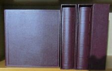 3 x FRANK GODDEN WARWICK ALBUMS + SLIPCASES - IMMACULATE CONDITION + 110 PAGES