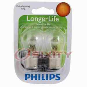 Philips Front Turn Signal Light Bulb for Cadillac Brougham Cimarron DeVille ds