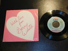 Unknown Barry White Picture Sleeve & Love Unlimited Theme from Together Brothers