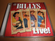 THE BILLYS cd LIVE hits DEVIL WENT DOWN TO GEORGIA ticket to ride DOWNTOWN