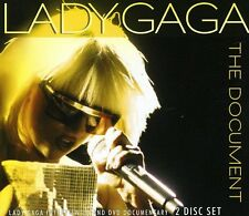 Document - Lady Gaga (2011, CD NEU)2 DISC SET