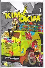Black Mask Kim And Kim #1 First Print Lgbtq Comic