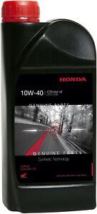 Olio motore Honda 4 tempi sintetico 10W-40 MA 08232M99G1LHE