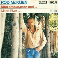 """ROD MCKUEN - MON AMOUR, MON AMI / MOON RIVER 7"""" (S5732)"""