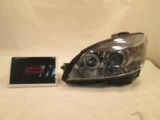 2011 Mercedes-Benz C350 Driver Left side Headlamp 2048202959 LIKE NEW