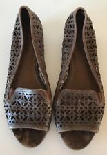 23eb5f590dee7 Matisse Peachy Shoe Brown Leather Sandals Open Toe Size 10 M
