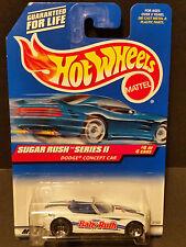 1997 Hot Wheels #972 Sugar Rush Series II  4/4 : Dodge Concept Car - 21320 Baby