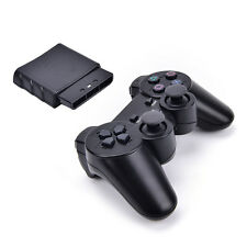 PS2 Console Video Game 2.4G Wireless Game Controller Flexible Pad Joystick New
