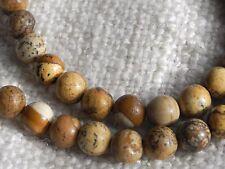 1 Strand  8mm Natural round Jasper Beads Gemstone Beads - Polished