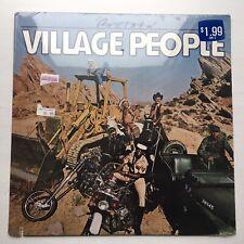 Village People Cruisin' Rare Mint Sealed Lp W/ Hype Sticker Disco Casablanca